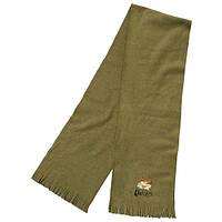 Шарф Unisport Fleece ц:оливковый