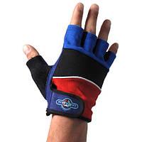 Перчатки Castellani M ц:голубой