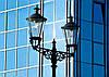 Электромонтаж наружного освещения (уличного освещения), установка опор наружного освещения.