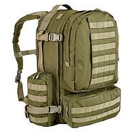 Рюкзак Defcon 5 Extreme Modular Back Pack. Объем - 60 л. Цвет - оливковый