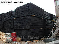Шпала деревянная пропитанная тип 1А ГОСТ 78-89