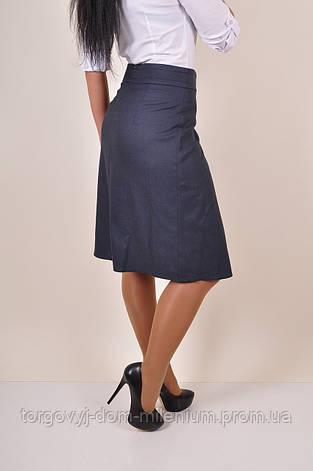 Юбка женская YARE (цвет 52) K-6283 Размер:42,46,48, фото 2