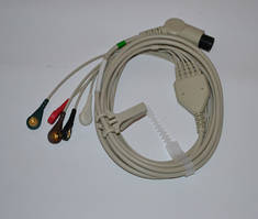 Кабель ЭКГ 5ти канальный ECG-C5C