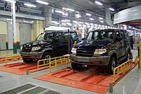 УАЗ остановит конвейер из-за падения спроса