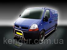 Боковые пороги Renault Master