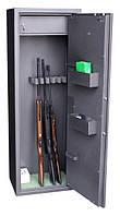 Сейф оружейный Safetronics IVETA 5РМ (Сейфтроникс)