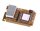 Post card пост карта ноутбуков PCI PCIe LPC, фото 2