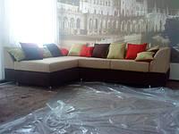 Ремонт и перетяжка мягкой мебели в Днепре.