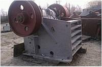 Дробилка щековая СМД-109