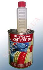 Шпатлевка эпоксидная ЭП-0010 TM Sorbi
