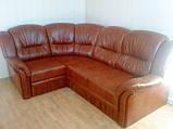 Перетяжка кожаной мебели., фото 7
