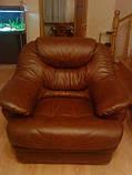 Перетяжка кожаной мебели., фото 8