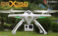 Квадрокоптер QR-X350 /WIFI / GPS/ 6-канальный Бесщеточный НЛО с модулем.