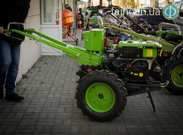 Мотоблок дизельный МБ 1081Д фото 1