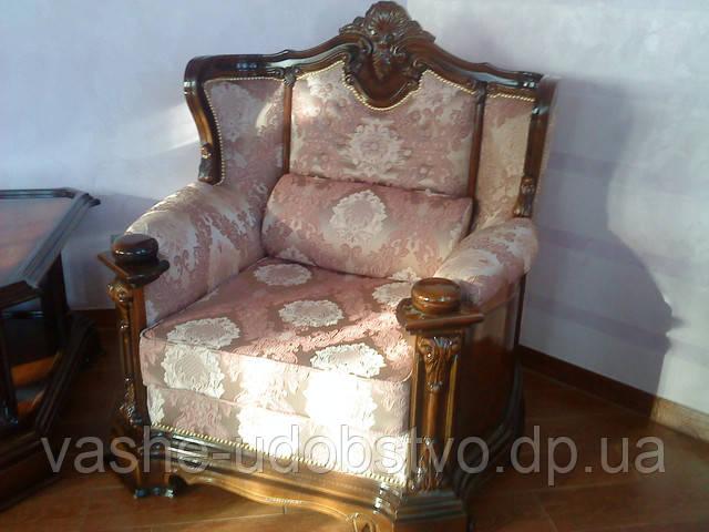 Реставрация мягкой мебели.Обивка и перетяжка.