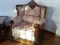 Реставрация мягкой мебели.Обивка и перетяжка., фото 1