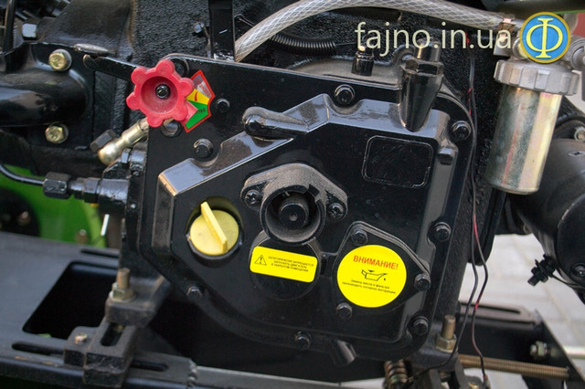 Мотоблок дизельный МБ 1081Д фото 2