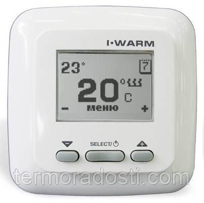I Warm 720 Pro программатор недельный для теплого пола