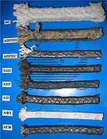 Набивка асбестовая сухая марки АС 6-14
