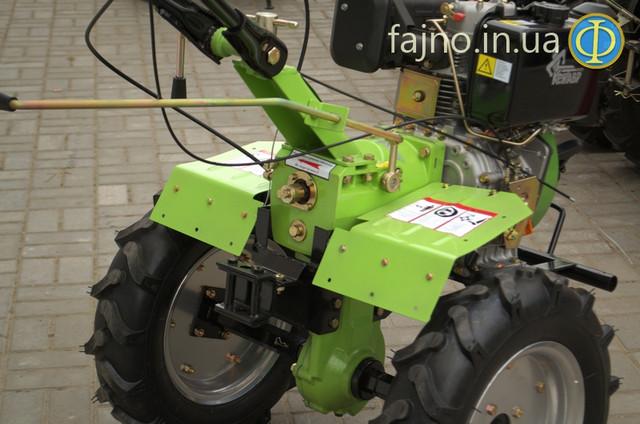 Мотоблок Кентавр МБ 2090 Д-2 фото 11
