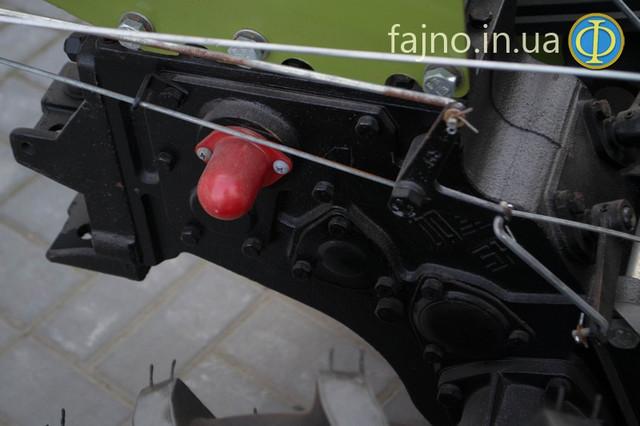 Мотоблок  с водяным охлаждением Кентавр 1010 Д фото 9