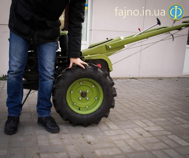 Мотоблок Кентавр  МБ 1010 Д колеса фото 18