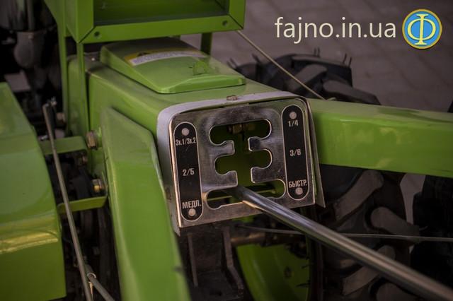 Мотоблок дизельный МБ 1081Д фото 10