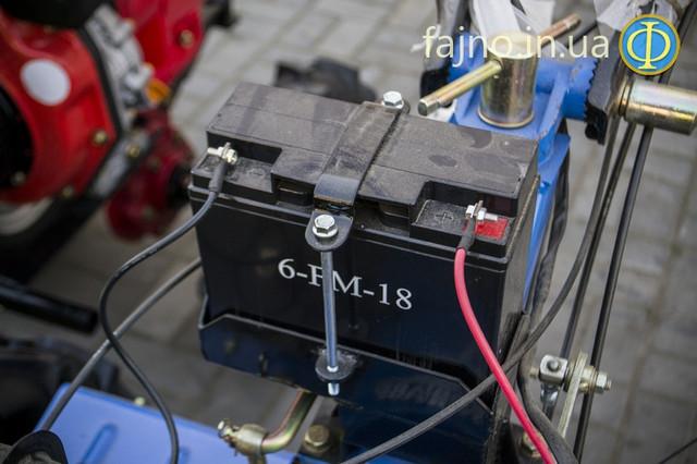 Мотоблок с электростартом МБ 2081Б