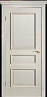 Двери шпонированные  Вена ПГ (белый ясень)
