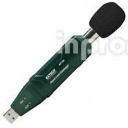 Шумомер Extech 407760 USB регистратор уровня звука