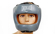 Шлем боксерский с бампером FLEX EVERLAST BO-5340-BK, фото 2