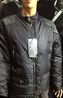 Стильный зимний мужской пуховик куртка Wonderman. Распродажа. Пух 70%