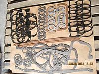 Комплект прокладок двигателя ЯМЗ-240 раздельные прокладки ГБЦ