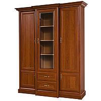 Шкаф 3Д Кантри  (Світ мебелів) 1675х495х2050мм