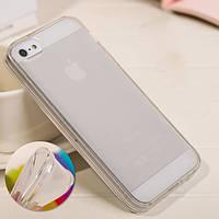 Прозрачный чехол для Iphone 4 (0.3 мм.)