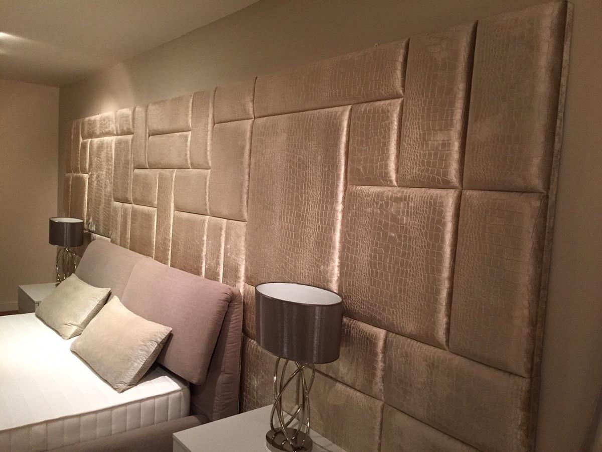 стеновые панели мягкие фото