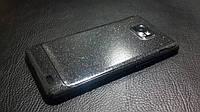 "Декоративная защитная пленка для Samsung Galaxy S 2 ""дымчатый кварц"", фото 1"