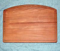 Доска разделочная из дерева №28 XXL, фото 1
