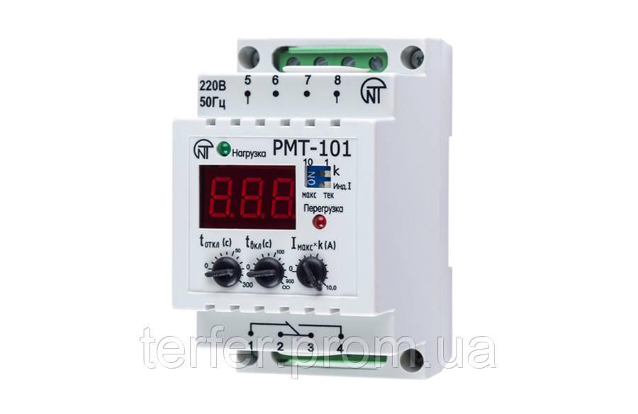 Реле максимального тока РМТ-101 Новатек Электро