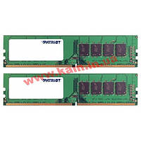 Оперативная память PATRIOT 16 GB (2x8GB) DDR4 2133 MHz (PSD416G2133KH)
