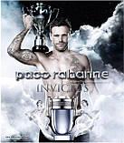 Мужская туалетная вода Invictus Paco Rabanne (реплика), фото 4