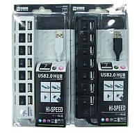 Концентратор Atcom TD1082 (10721) USB 2.0 7 ports