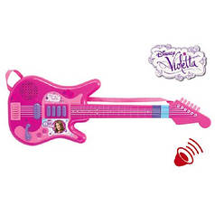 Музыкальный инструмент Smoby 27228 Violetta Gitara