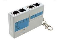 RJ45 RJ11 тестер витой пары кабельный Network LAN tester