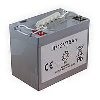Мультигелевый (AGM) аккумулятор KM Battery JP 12В 75Ач
