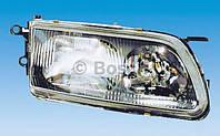 Блок фара левая (unit, (корпус+стекло))  POLCAR 4517091E, 4517092E, 4517091U; GE4T510L0D на Mazda 626