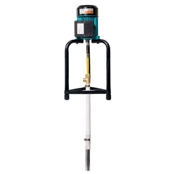 Насос с гибким валом 25м 0.75кВт Hmax 91м Qmax 30л/мин leo 772602
