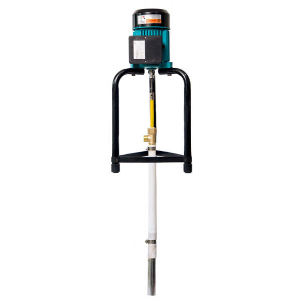 Насос с гибким валом 40м 0.75кВт Hmax 91м Qmax 30л/мин leo 772604