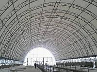 Металлоконструкция  арочного типа