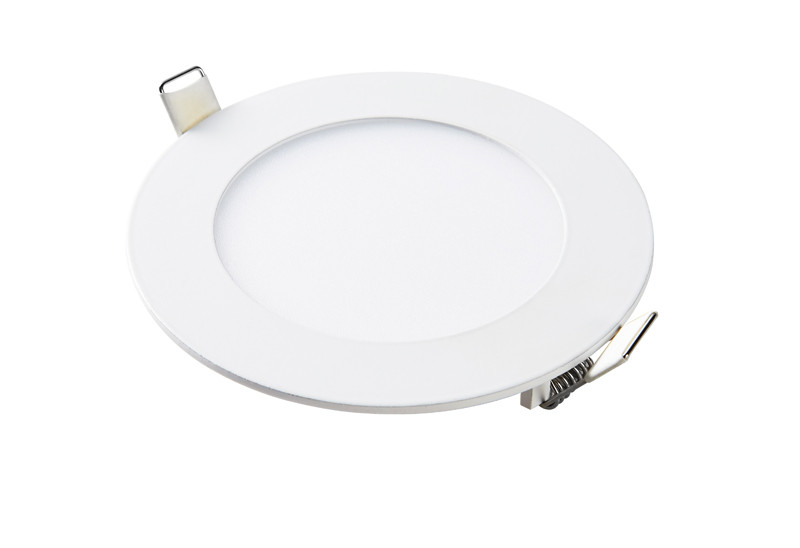 Светодиодная панель  464RRP-09 9Вт 6400К 710Лм круг Lezard